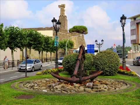 Turismo en Guetaria (Guipúzcoa - País Vasco - España)