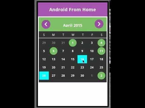 Calendar Google Provider