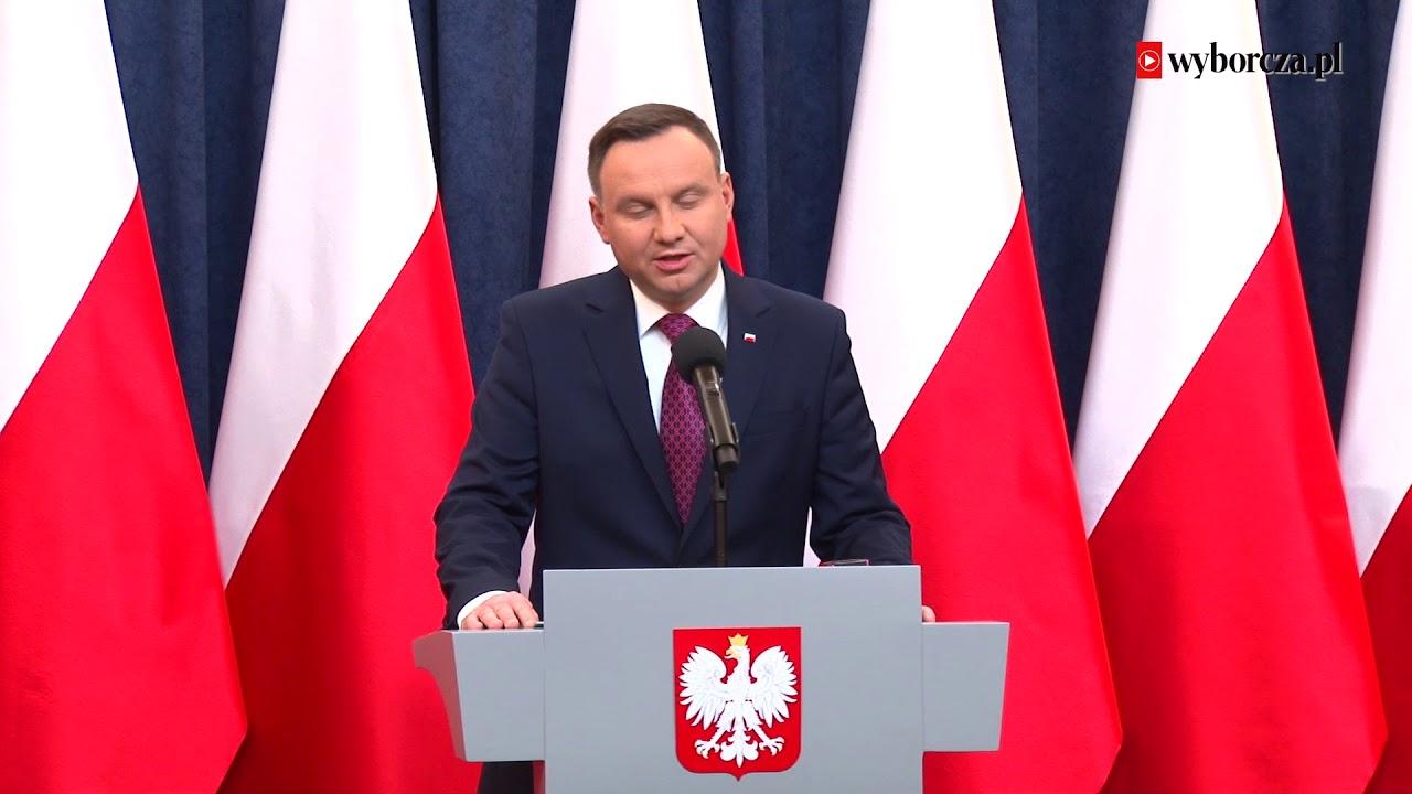 Andrzej Duda podpisze ustawy o Sądzie Najwyższym i KRS