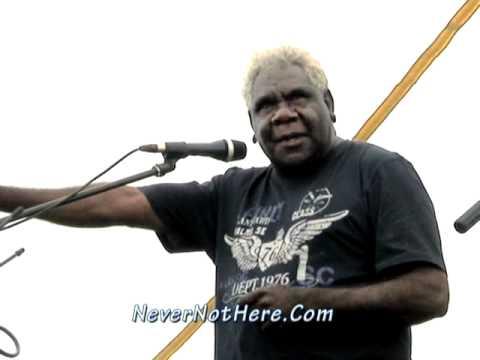 Old Story Raymond Flynn, Aboriginal Tough Life