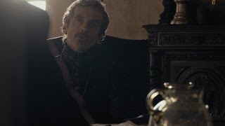 Cardinal Richelieu argues with papal envoy, Luca - The Musketeers: Episode 7 Preview - BBC One