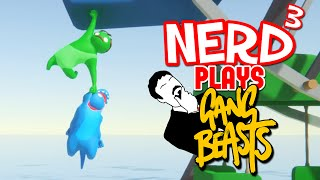 Nerd³ Plays... Gang Beasts - Return Of The Ashens
