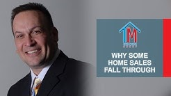 Louisville Real Estate: Why Do Home Sales Fall Through?