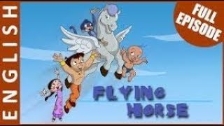 Episode 4A | Chhota Bheem Flying Horse in English