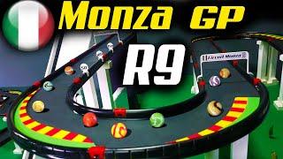 Circuitos de Bolinhas de Gude Race 9 Monza Itália Grand Prix Marble race