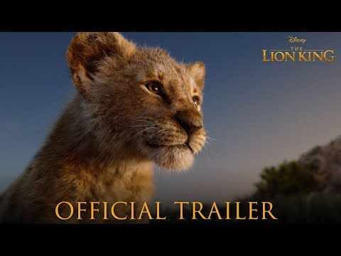 Todd Alan - The First Official Trailer for The Lion King Is Here