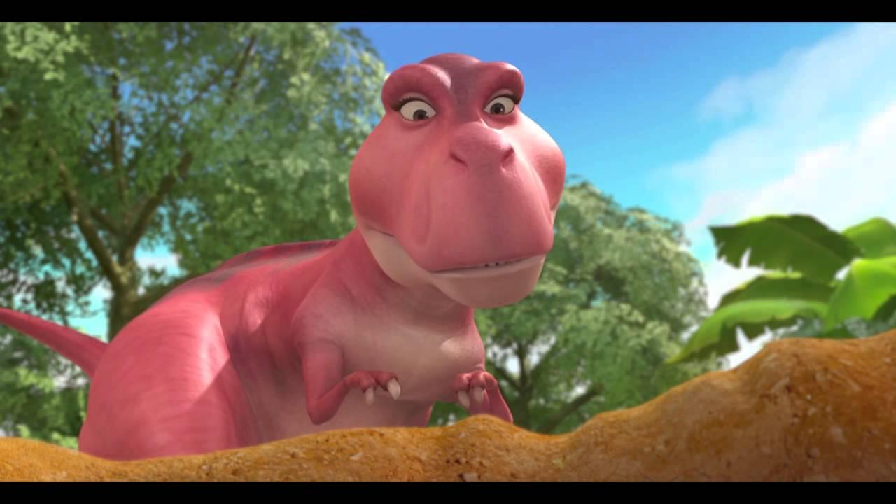 Cartoni animati con dinosauri