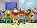 Maniaplanet 4 portrayed by Spongebob