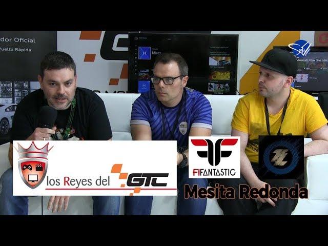 II Edición Los Reyes del GTC - Mesita Redonda (Septiembre 2017)