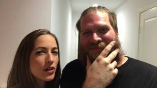 Roadhog and Sombra bond over Sketch Comedy:)