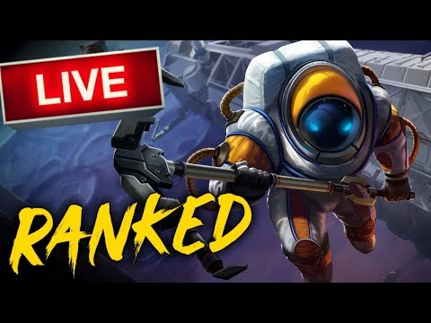 Nautilus League of Legends Ranked Game EUW - LoL Support Stream
