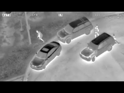 Intense response to laser strike on a police helicopter
