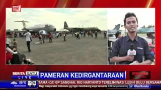 HUT TNI AU Bertajuk Dirgantara Edutech Expo 2016