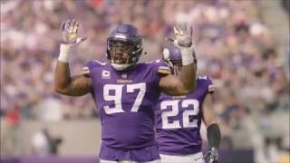2018 MINNESOTA VIKINGS DEFENSE HYPE VIDEO  |  Lil Yachty - Minnesota