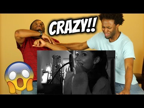 Emotions - Ariana Grande (Mariah Carey cover) WHISTLE NOTE KILLED US!! REACTION!
