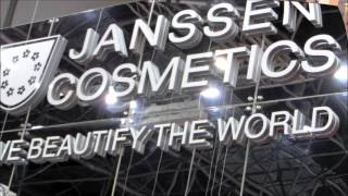 Janssen Cosmetics auf der Beauty International in Düsseldorf 2016(Janssen Cosmetics GmbH at Beauty Exhibition in Dusseldorf 2016 presenting the new SKIN DEFENSE products: Anti-Pollution Cream Pro-Immun Serum Face ..., 2016-03-10T06:38:30.000Z)