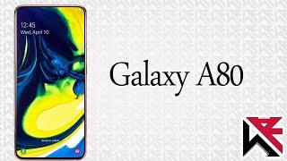 هاتف مجنون من سامسونج يقلب الرأس - Galaxy A80
