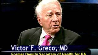 """Dr. Victor F. Greco on """"The Sam Lesante Show""""  Seg. 2"""