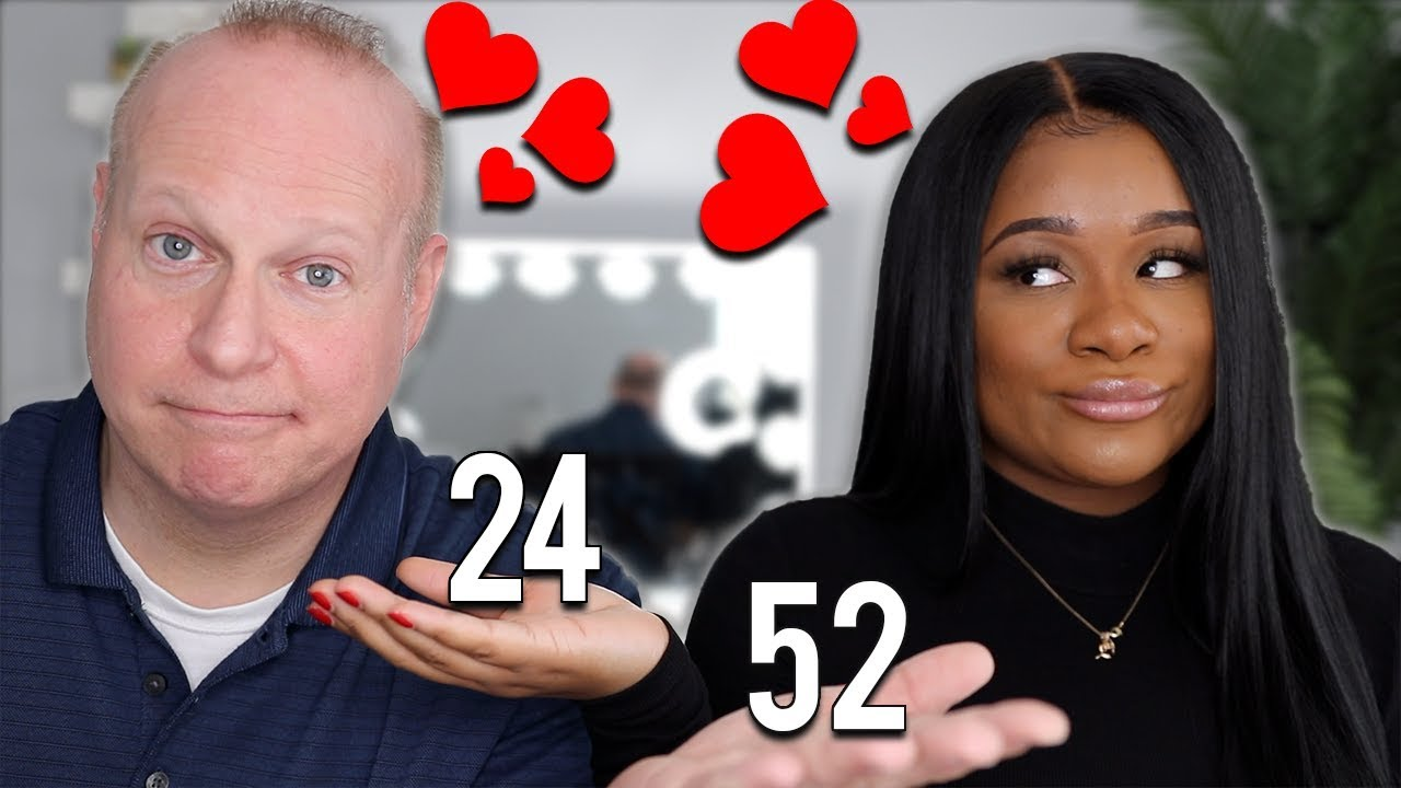 5 Struggles of age gap relationships! | OUR FIRST TIME !!
