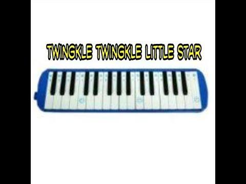 Pianika twinkle twinkle little star