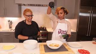 Down and Dirty: Whipping in the Kitchen with some of my favorite chefs #cooking