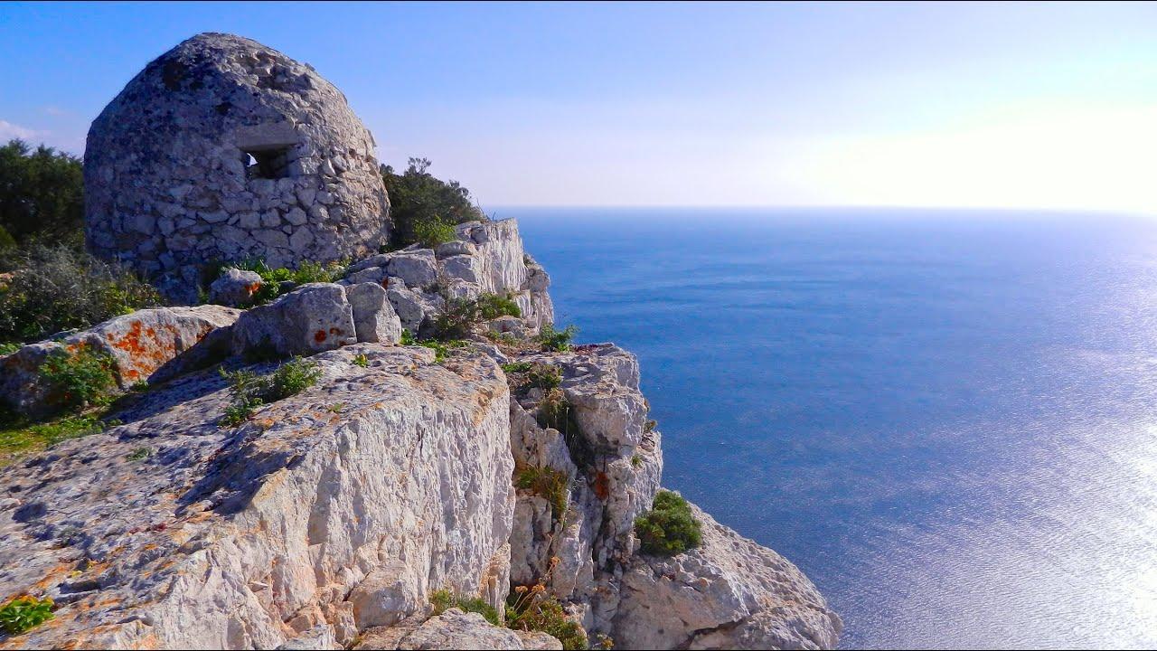 Torre della Pegna - Alghero - Sardegna - Costa Ovest - YouTube