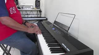 Playing Alesis Recital Pro Digital Piano