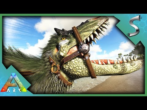 YUTYRANNUS TAMING! HOW NOT TO TAME THEM! - Ark: Survival Evolved [S4E73]