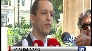 Κασιδιάρης: Μόνο η Χρυσή Αυγή εκφράζει το υπερήφανο ΟΧΙ των Ελλήνων