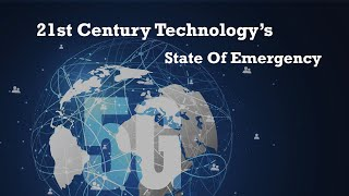 21st Century Technology Has Created A State Of Emergency: How Big Tech's PR Is Spinning Reality And