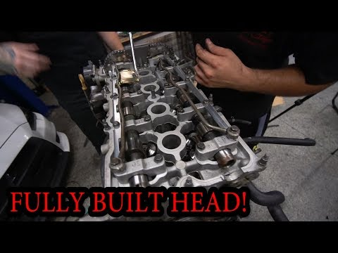 8,500 RPM SR20DET BUILD!