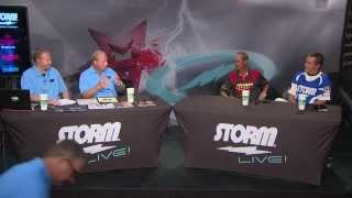 Storm Live, Bo Burton, Pete Weber, and Rhino Page talk Bowling at Bowl Expo