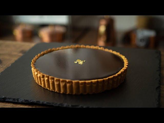 至高のチョコタルト Supreme Chocolate Tart