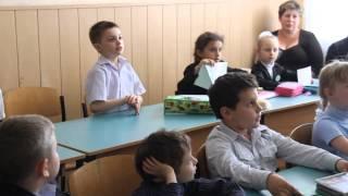 Англ  яз  откр  урок 1-В класс гимназия №11 2014