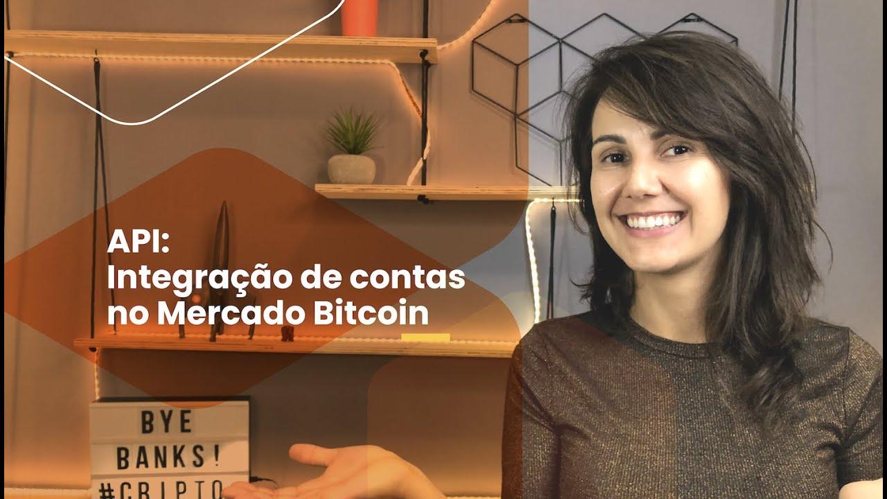 API: Integração de contas no Mercado Bitcoin