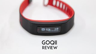 GOQii Band Video Review