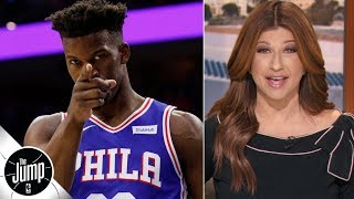 Jimmy Butler is the hero the 76ers need | The Jump