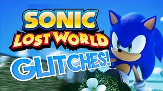 Sonic Lost World GLITCHES! - What A Glitch!