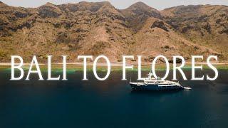 Komodo Dragons, Villages, Snorkeling | Aqua Blu Inaugural Voyage 2019