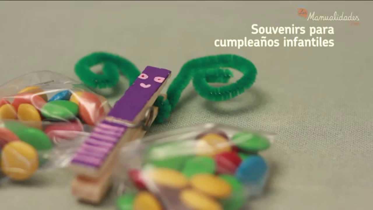 Souvenirs para cumplea os infantil souvenirs para fiestas imujerhogar youtube - Regalos para fiestas de cumpleanos infantiles ...