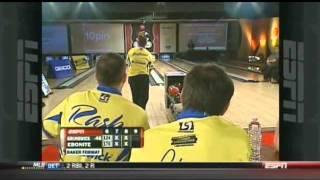 2011 Geico Team Challenge: Baker Match: Team Ebonite vs Team Brunswick part 2