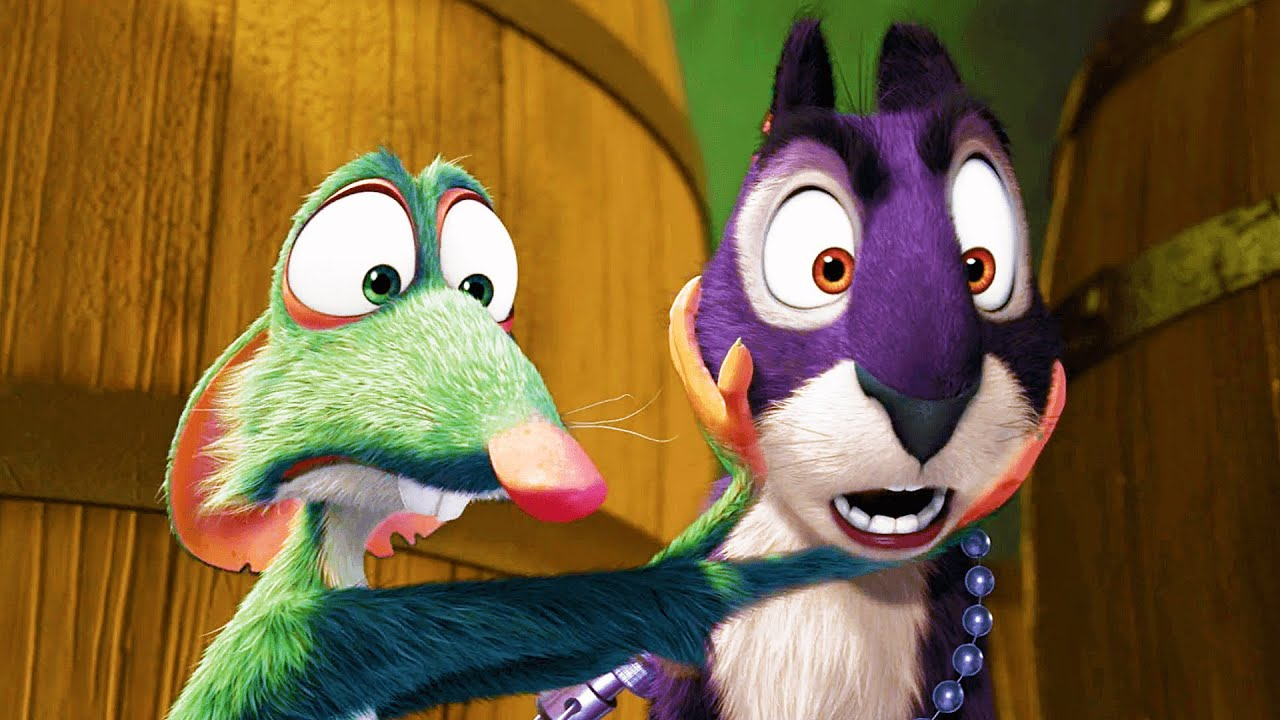"""Download THE NUT JOB Clip - """"Dynamite"""" (2014)"""