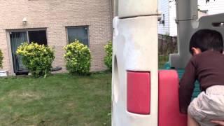 Fatherhood - Got A Backyard Playset