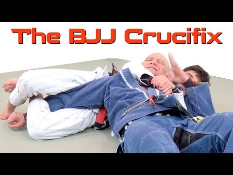 How to Do the Crucifix Submission in BJJ and No Gi
