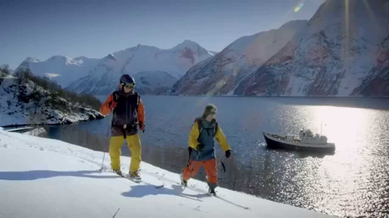 Thumbnail: Ski&Sail in Hjørundfjorden&Stranda Ski Resort