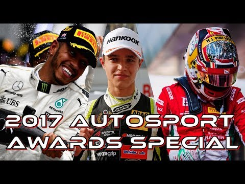 2017 Autosport Awards Special: The F1 Winners