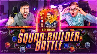FIFA 21: HEADLINER BEN YEDDER SQUAD BUILDER BATTLE 🔥🔥 Wakez vs Realfifa
