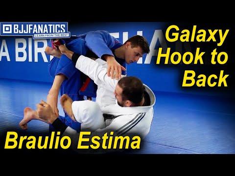 Galaxy Hook To Back by Braulio Estima