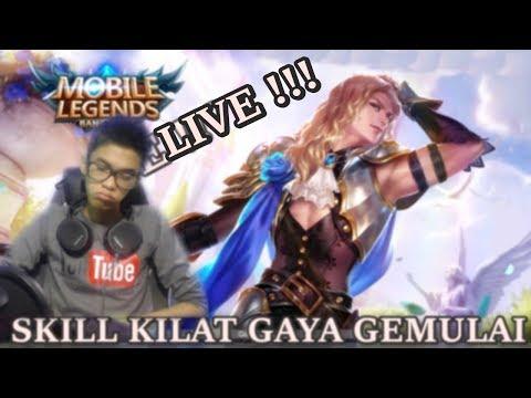 [ LIVE ] Lancelot Udah Rilis Gaes !!! Pakek Ga Nih ?? - Mobile Legends Bang Bang