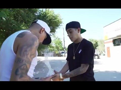 """EMC Pranks King Lil G """"Water Bottle Magic Trick"""" 2017"""